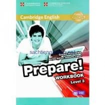 Prepare! 3 Workbook