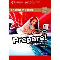Prepare! 4 Student's Book