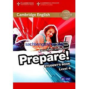 Prepare! 4 Student's Book pdf ebook download