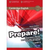 Prepare! 4 Teacher's Book