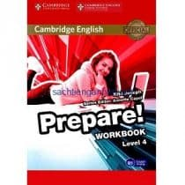 Prepare! 4 Workbook