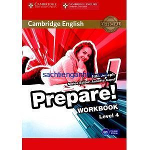 Prepare! 4 Workbook pdf ebook download