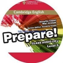 Prepare! 5 Workbook Audio CD