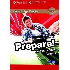 Prepare! 5 Student's Book pdf ebook download
