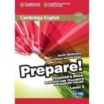 Prepare! 5 Teacher's Book