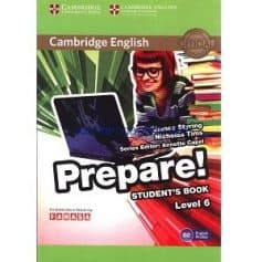Prepare! 6 Student's Book pdf ebook download