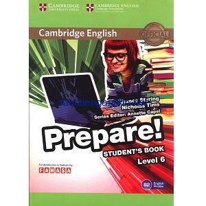 Prepare! 6 Student's Book pdf ebook download