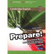 Prepare! 6 Teacher's Book
