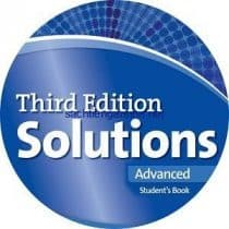 Solutions Advanced 3rd Edition Class Audio CD 1