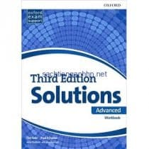 Solutions Advanced Workbook 3rd Edition