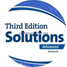 Solutions Advanced Workbook 3rd Edition Audio CD 3