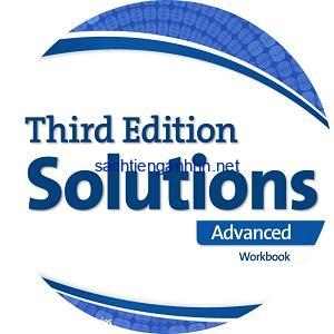 Solutions 3rd Edition Advanced Workbook Audio CD