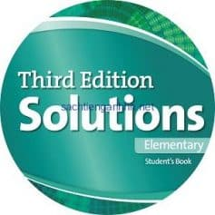 Solutions 3rd Edition Elementary Class Audio CD 1
