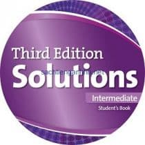 Solutions 3rd Edition Intermediate Class Audio CD 1