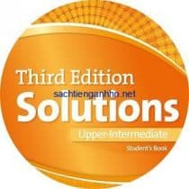 Solutions 3rd Edition Upper-Intermediate Class Audio CD 4