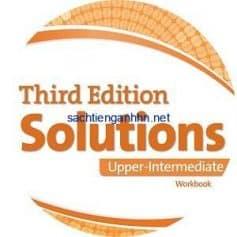 Solutions 3rd Edition Upper-Intermediate Workbook Audio CD 1