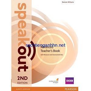 Speakout 2nd Edition Advanced Teacher's Book