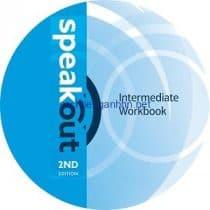 Speakout 2nd Edition Intermediate Workbook Audio CD