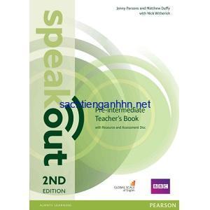 Speakout 2nd Edition Pre-Intermediate Teacher's Book