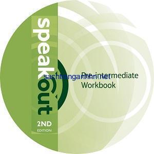 Speakout 2nd Edition Pre-Intermediate Workbook Audio CD
