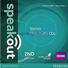 Speakout 2nd Edition Starter Class Audio CD