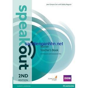 Speakout 2nd Edition Starter Teacher's Book