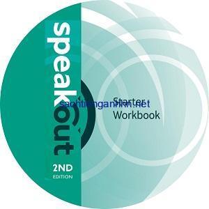 Speakout 2nd Edition Starter Workbook Audio CD