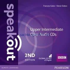 Speakout 2nd Edition Upper-Intermediate Class Audio CD