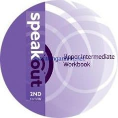 Speakout 2nd Edition Upper-Intermediate Workbook Audio CD