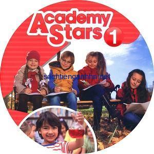 Academy Stars 1 Class Audio CD3