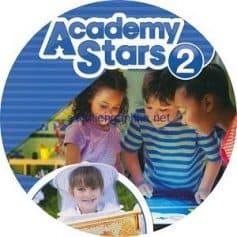 Academy Stars 2 Class Audio CD3