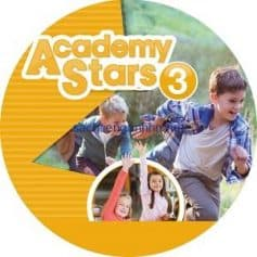 Academy Stars 3 Class Audio CD3