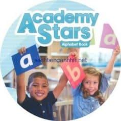 Academy Stars Starter Alphabet Book Audio CD