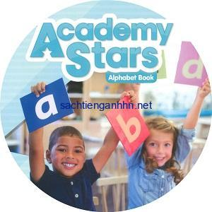 Academy Stars Starter Alphabet Book Audio CD