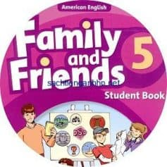 Family and Friends-American Edition 5 Class Audio CD 2