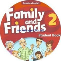 Family and Friends American Edition 2 Class Audio CD 2