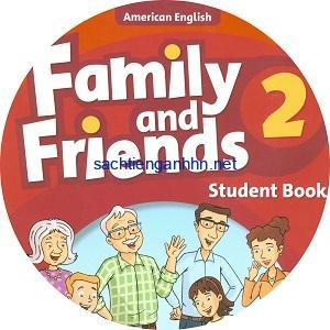 Family and Friends-American Edition 2 Class Audio CD