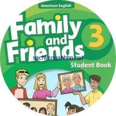 Family and Friends American Edition 3 Class Audio CD 2