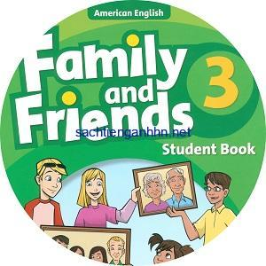 Family and Friends-American Edition 3 Class Audio CD