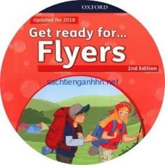 Get Ready for Flyers 2nd Edition Audio CD