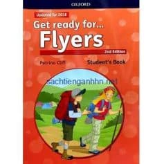 Get Ready for Flyers 2nd Edition Student's Book updated 2018
