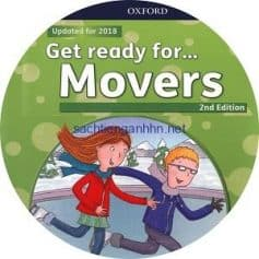 Get Ready for Movers 2nd Edition Audio CD