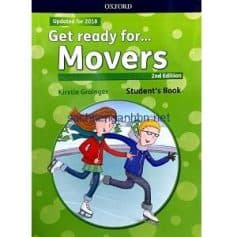 Get Ready for Movers 2nd Edition Student's Book updated 2018