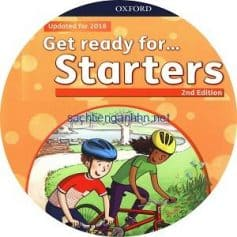 Get Ready for Starters 2nd Edition Audio CD