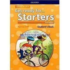 Get Ready for Starters 2nd Edition Student's Book updated 2018