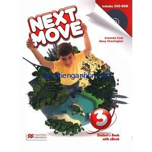 Next Move 3 Student's Book - Macmillan