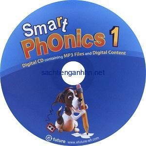 Smart Phonics 1 New Edition Audio CD
