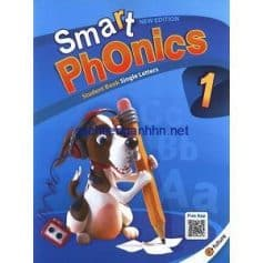 Smart Phonics 1 Student Book New Edition