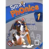 Smart Phonics 1 Workbook New Edition