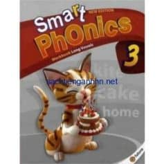Smart Phonics 3 Workbook New Edition